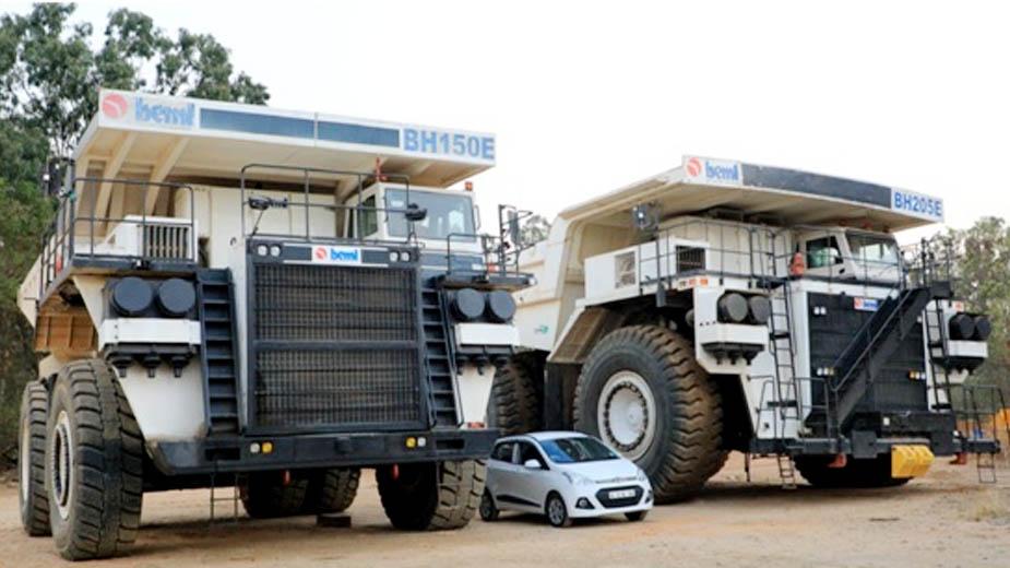 BEML bags major order from Coal India
