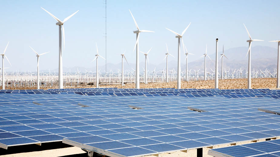 CRISIL: Wind-solar hybrid is India's new power couple