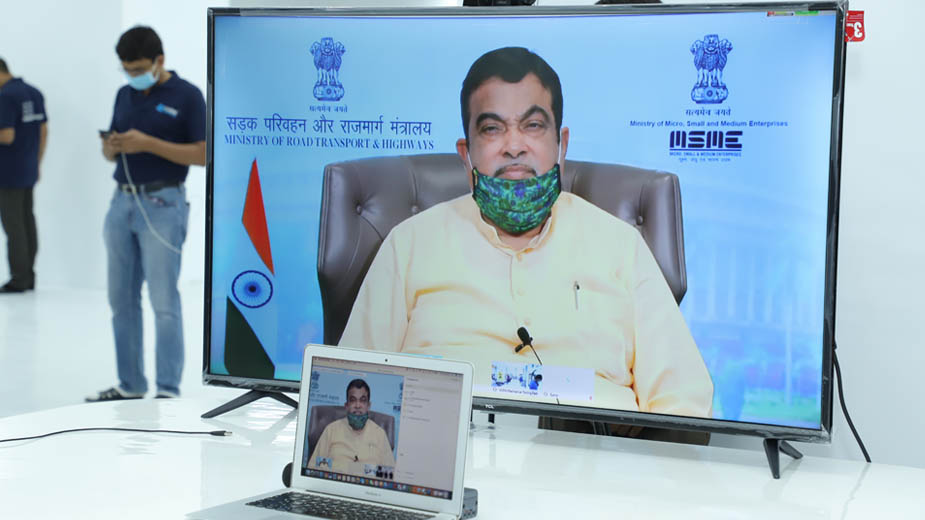 Nitin Gadkari inaugurates VVDN's Global Innovation Park, an initiative to strengthen India's vision of self-reliant