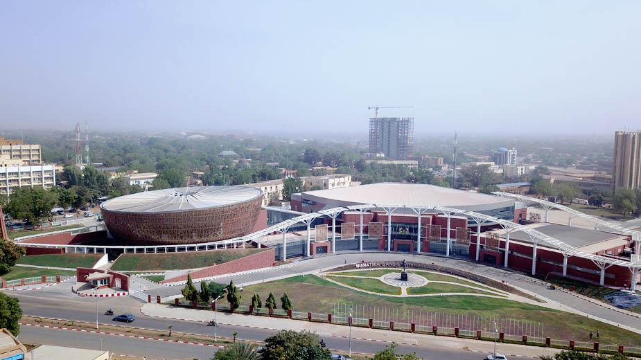 Case Study: Mahatma Gandhi International Conference Center at Niamey, Niger, Africa
