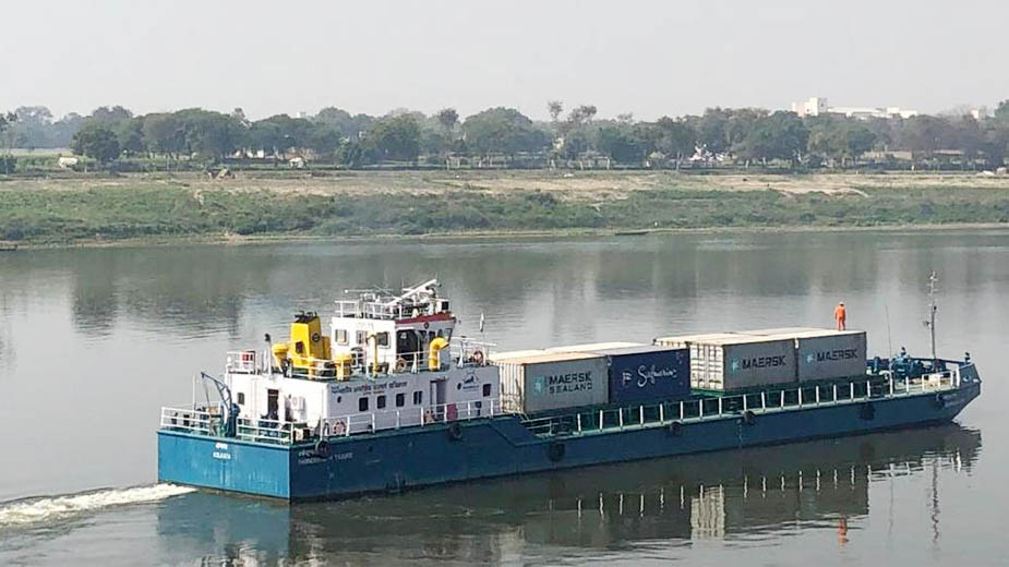 Ministry of Shipping waives waterways usage charges