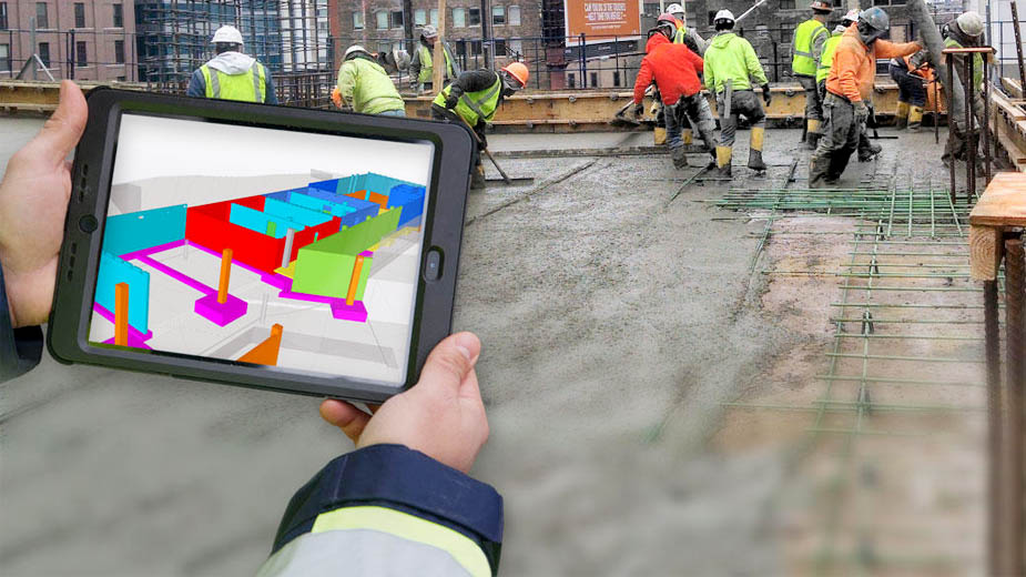 Concrete 2.0: Improving efficiency with 3D modelling