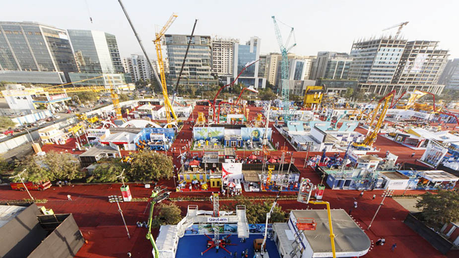 bauma CONEXPO INDIA rescheduled to February 2021