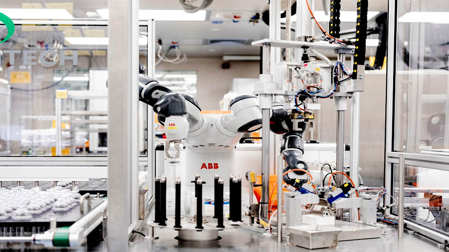 ABB India opens a Robotics solutions delivery facility