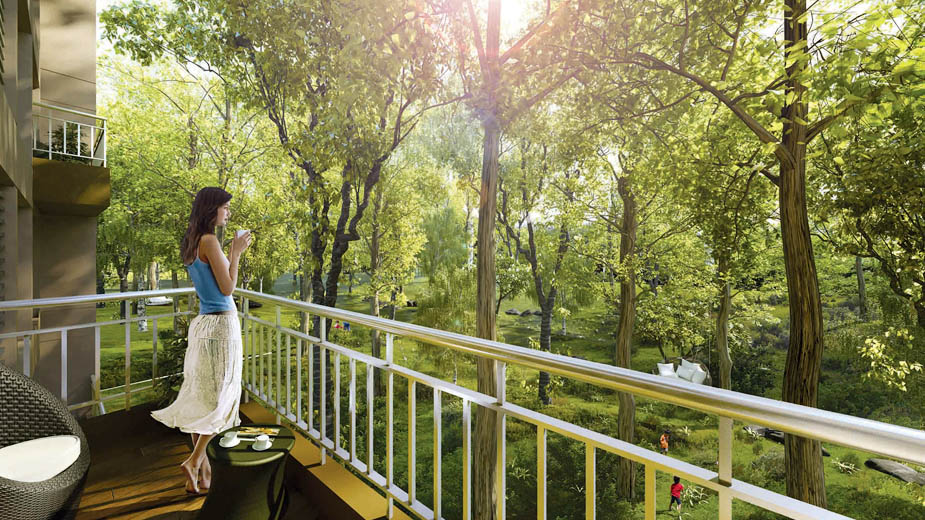 Private Gardens and Decks have become an essential need of Home Buyers Post-Covid