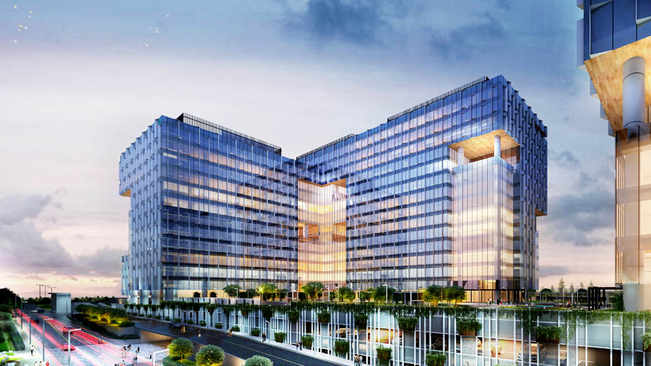 Toshiba Johnson Elevators (India) wins a order for 62 elevators at CapitaLand IT Park in Pune