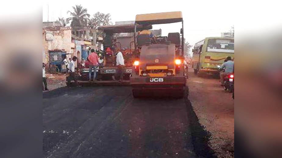Dilip Buildcon bags road project in Karnataka