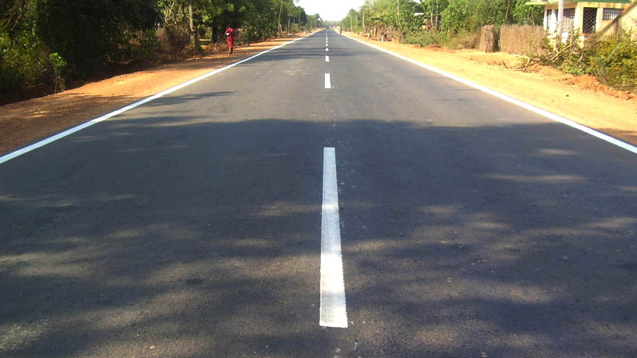KNR Constructions bags road project in Tamil Nadu