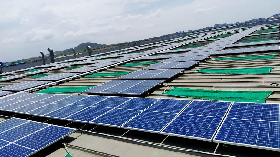 Thyssenkrupp Elevator teams up with Amplus for a solar plant at Pune facility