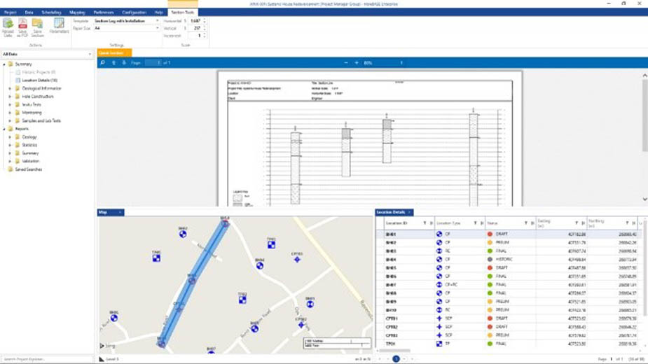 Bentley Systems announces availability of OpenGround Cloud to increase the value of Geotechnical Data