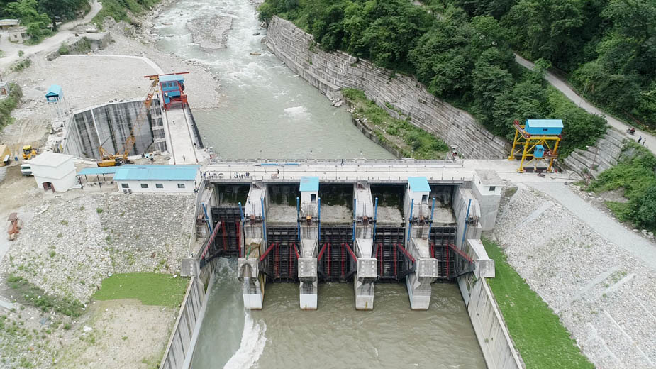 Larsen & Toubro completed 99-MW Singoli–Bhatwari Hydroelectric Power Plant