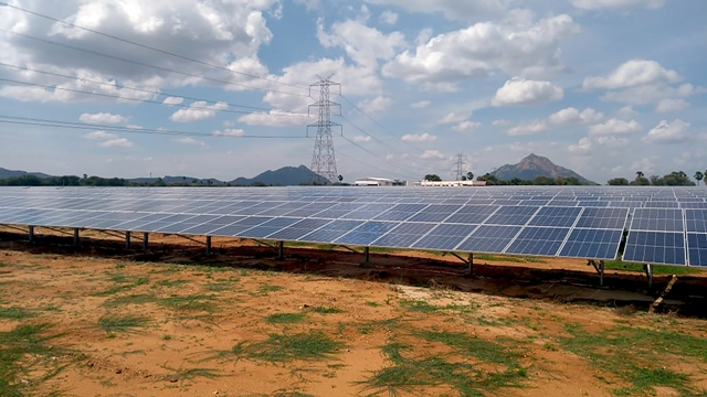 Dollar Industries inaugurates 4 MW solar power plant in Tirupur