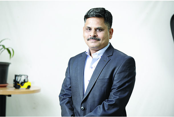 We are expanding our dealers' network, says Vivek Thakur, Head Material Handling Business, Hyundai Construction Equipment