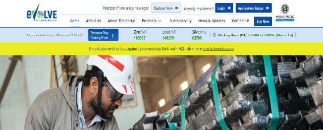 Hindustan Zinc launches online buying platform for non-ferrous metals