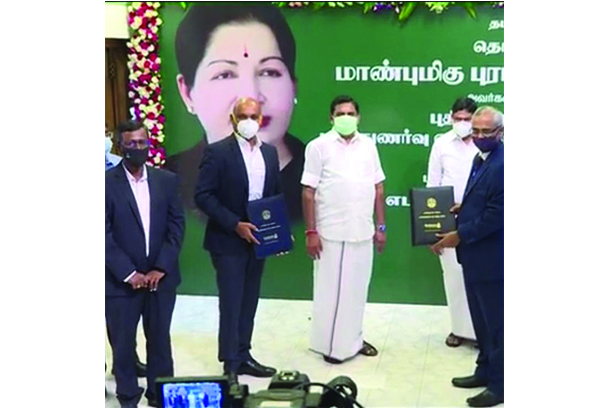 GreenBase to set up Industrial and Logistics Park in Oragadam, Chennai