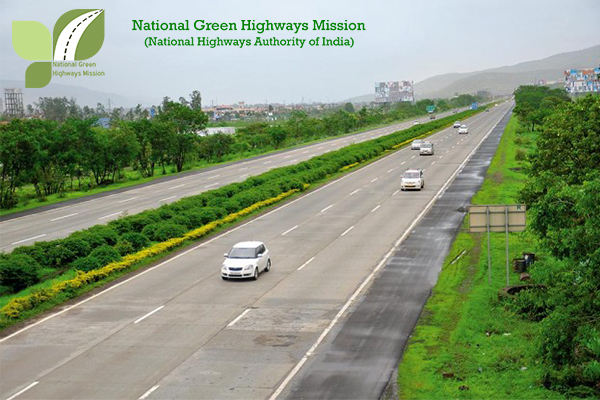 Gadkari's dream of National Greenways Authority for the greening of linear infrastructure in India - An Innovative Step Towards Self Reliant India