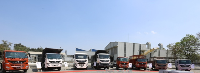 VE Commercial Vehicles sells 3710 units in November 2020