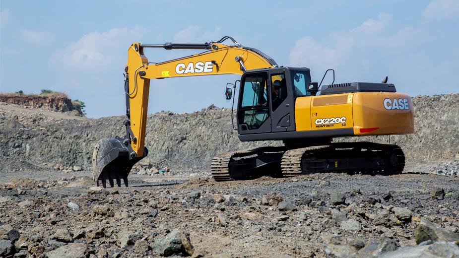 CASE launches CX220C crawler excavator in India, expanding its product portfolio in the market