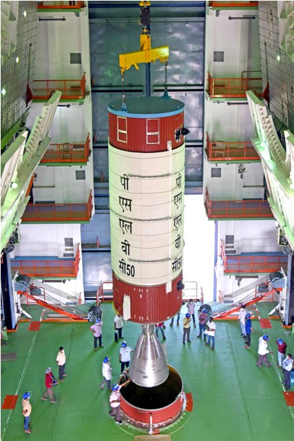 Godrej Aerospace partners with ISRO for the launch Communication Satellite CMS-01