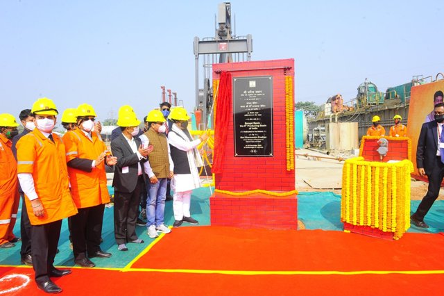 Dharmendra Pradhan dedicates Bengal Basin to the nation