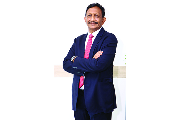 RE sector seems to be losing steam, says Saibaba Vutukuri, CEO, Vikram Solar