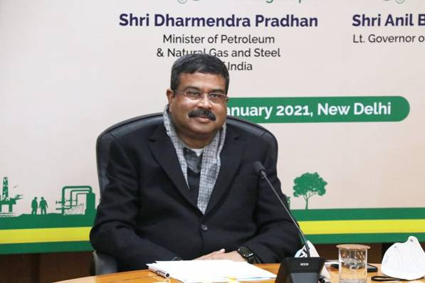 IndianOil and NDMC sign MoU for development of integrated waste to energy facilities