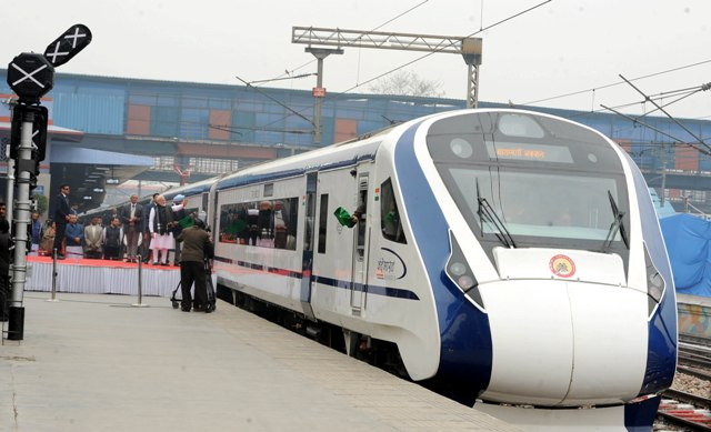 Indian Railways – Its Totally a New Experience