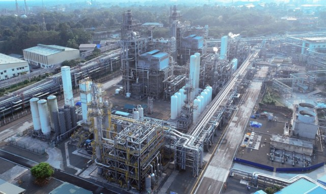 Air Products' Kochi Industrial Gas Complex Supplying Syngas to Bharat Petroleum in India