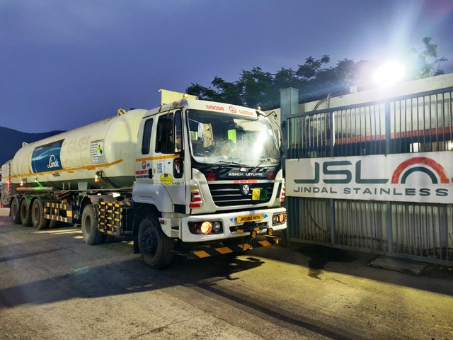Jindal Stainless to airlift Liquid Medical Oxygen from Odisha unit to meet additional demand in Hisar