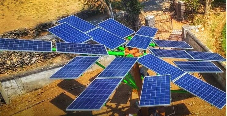 Technology in Solar Power transforms Indian energy sector