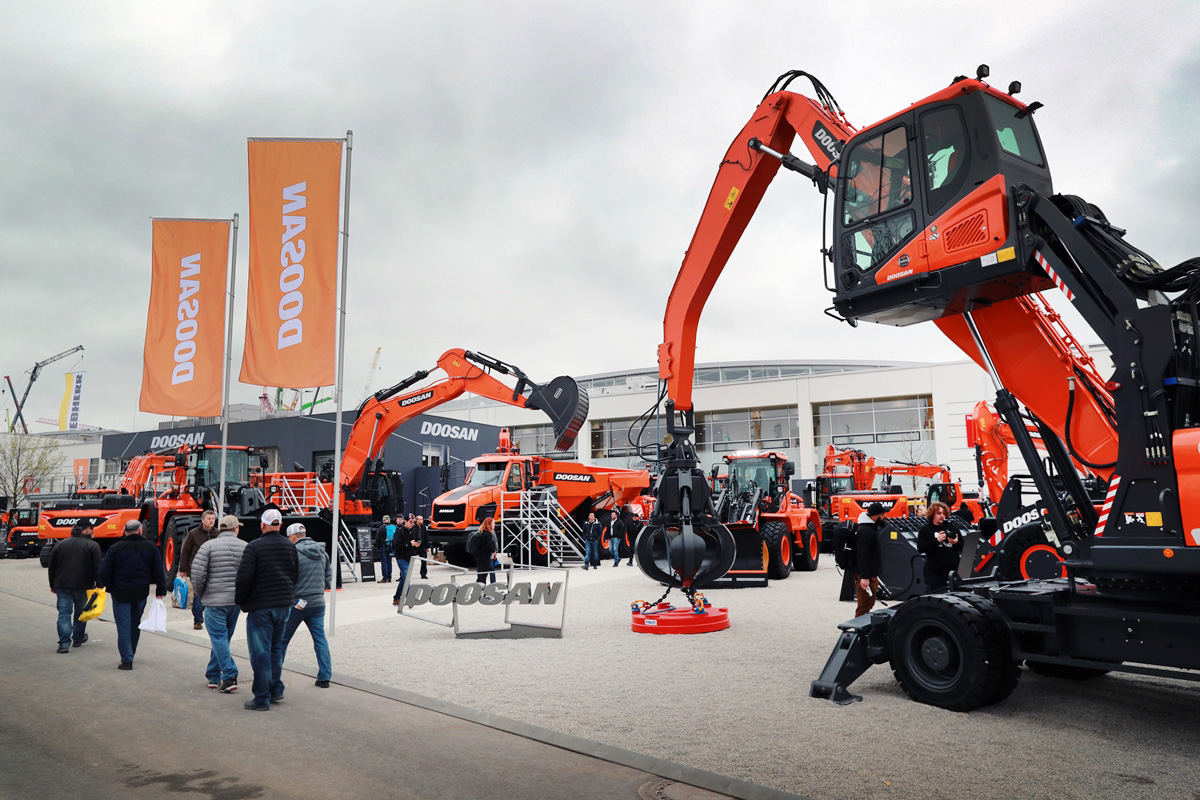 Doosan Infracore selects o9 Solutions as Integrated Business Planning partner