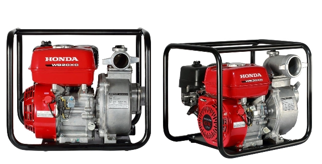 Honda India Power Products launches self-priming Gasoline (petrol) driven water pumps