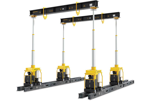 Enerpac Introduces ML40 Mini Lift Gantry: A Compact Way to Move Machinery and Equipment in Hard-to-Access Spaces