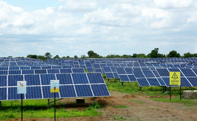 Panasonic Life Solutions India commissions Solar Power project for Gro Solar Energy