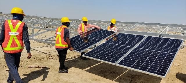 ENGIE commissions 200 MW solar power plant in Gujarat