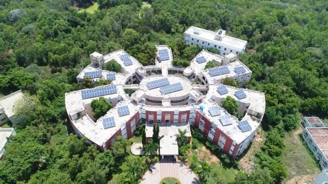 Amp Energy India commissions solar power plant at Pondicherry University