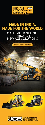 JCB Warehouse